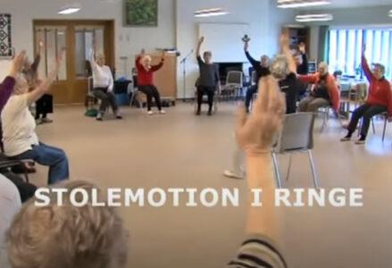 Motion: Stolegymnastik