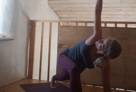 Yoga danse nr 1